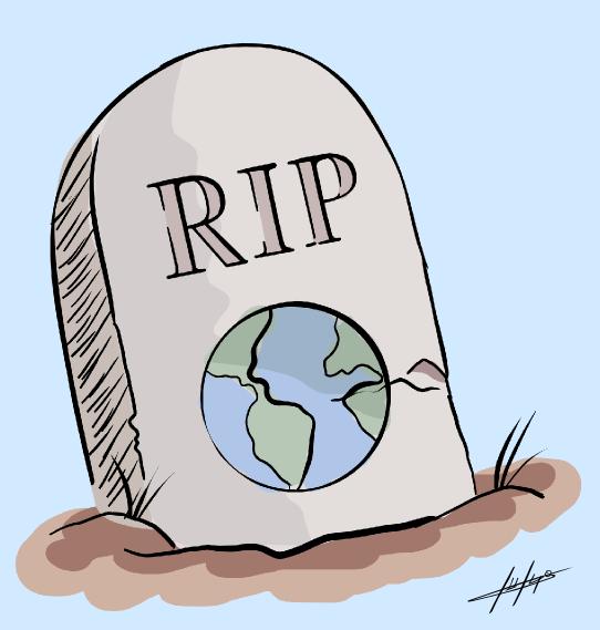 RIP world