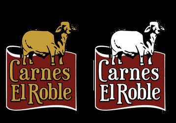 Logo: Carnes el Roble