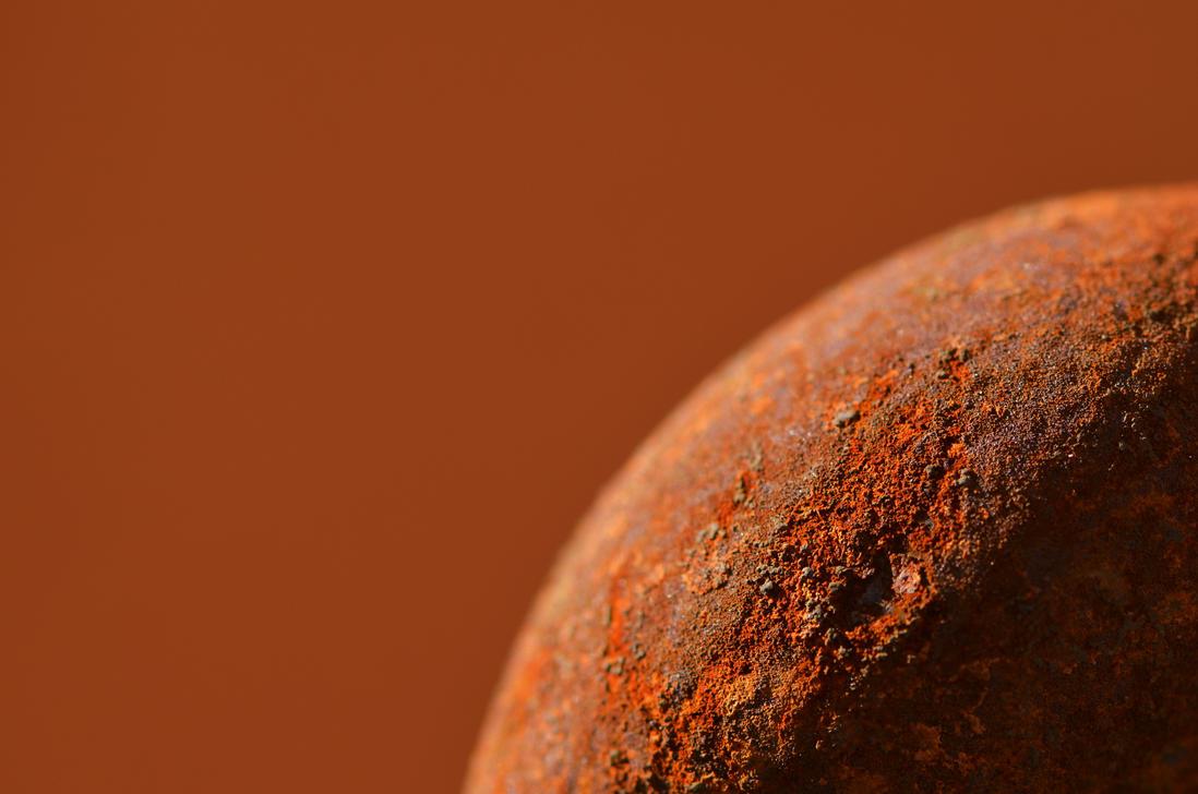Rusty Planet by Dragon181