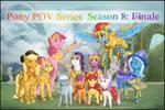 Pony POV Series Season 8 Cover: Last Battle