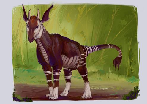 O: Drago Okapi