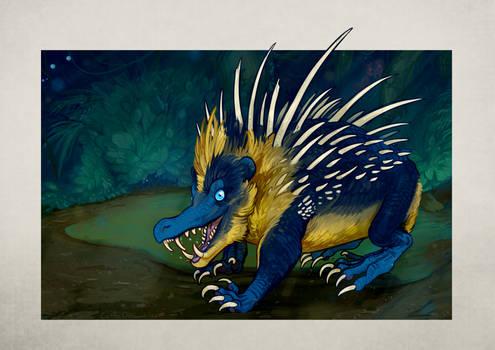 T: Drago Tenrec