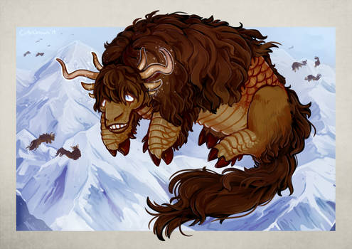 Y: Drago Yak