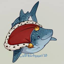 Sharks with Hats - Whale Shark