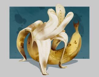 Spooky Banana