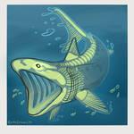 Sharktober - Ghostly Shark