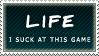 Life Stamp by Vandesti