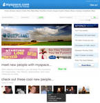 Myspace Redesign V2