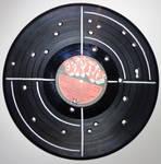 #013 - Target Vinyl record art