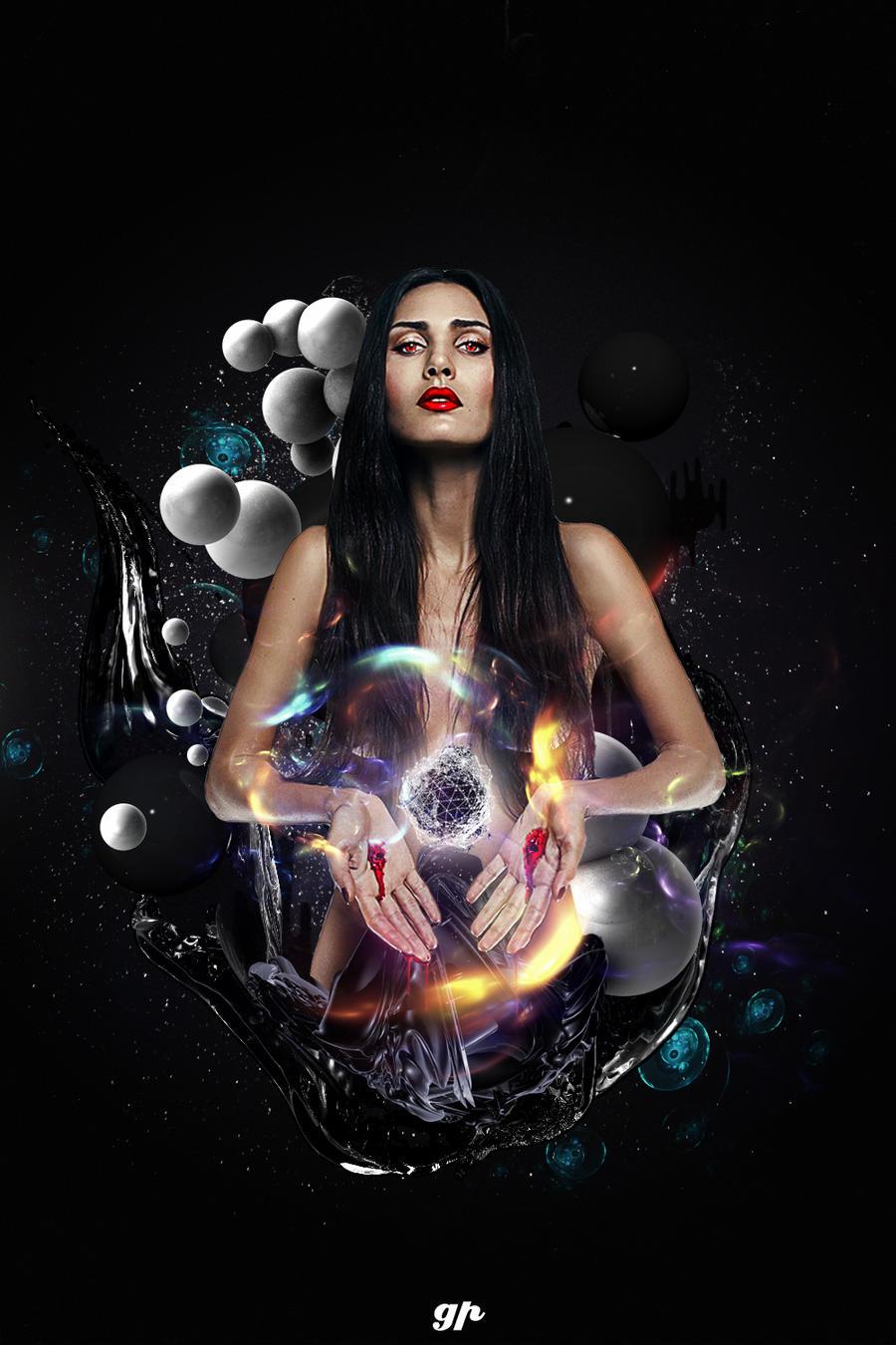 Atom by ghostpavo