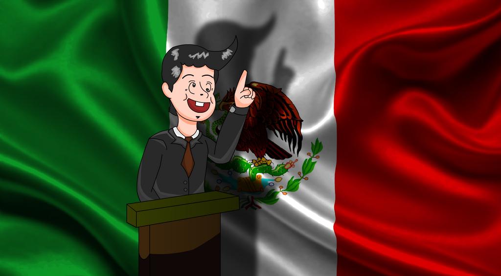 Penia Nieto 2015 by chacs
