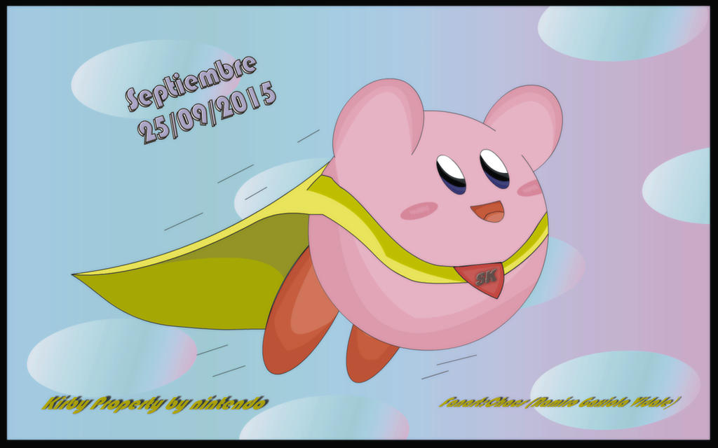 Super Kirby by chacs