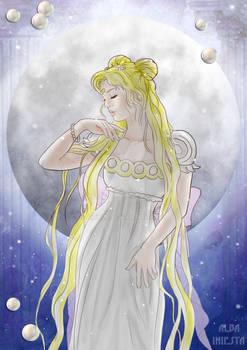 Sailormoon Princess Serenity