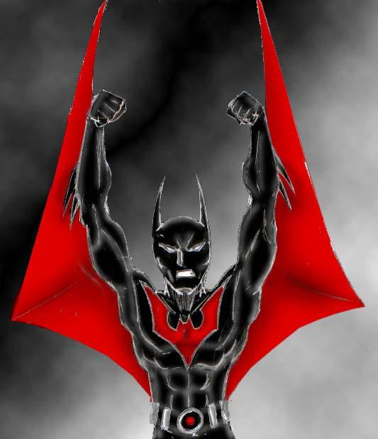 Batman Beyond by Gotham-Knight