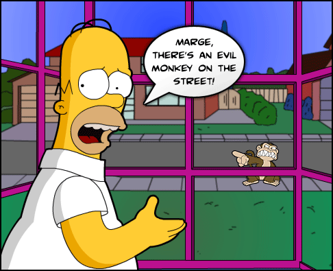 Family Guy Evil Monkey Wwwpicswecom