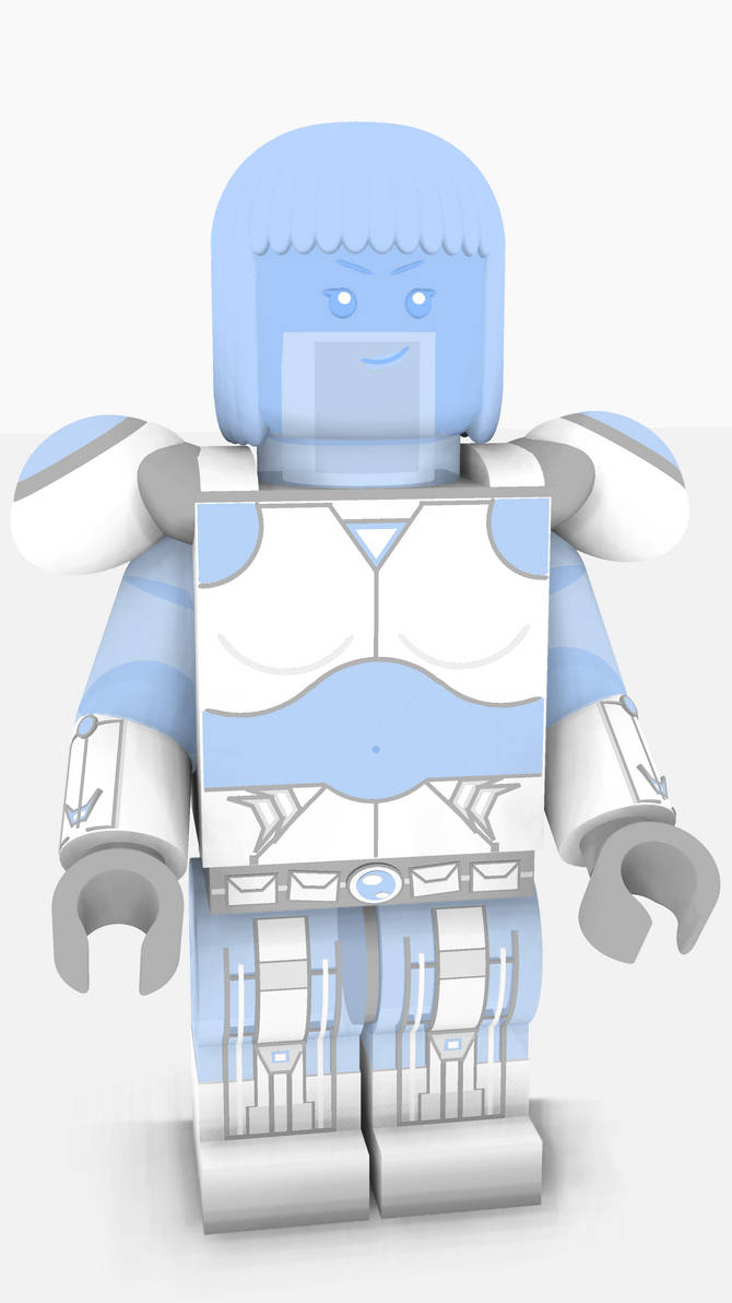 Nya/Neea-91BBF2 - Lego Minifigure by DigitionTheCreator on DeviantArt