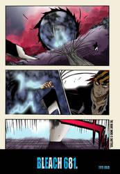 Broken Zabimaru (BLEACH 681)