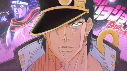 Kujo Jotaro from JoJo Stardust Crusaders (Part 3)