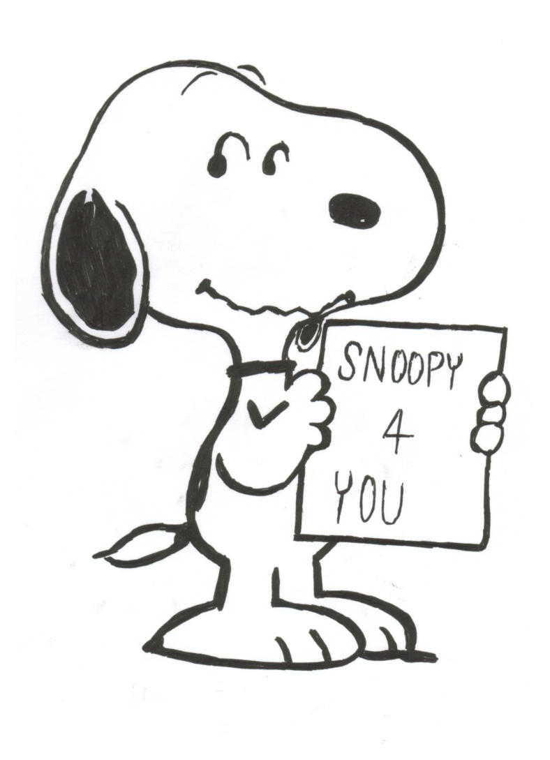 Snoopy by Awakitsune on DeviantArt