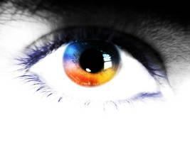 The grey rainbow by poiZNxx