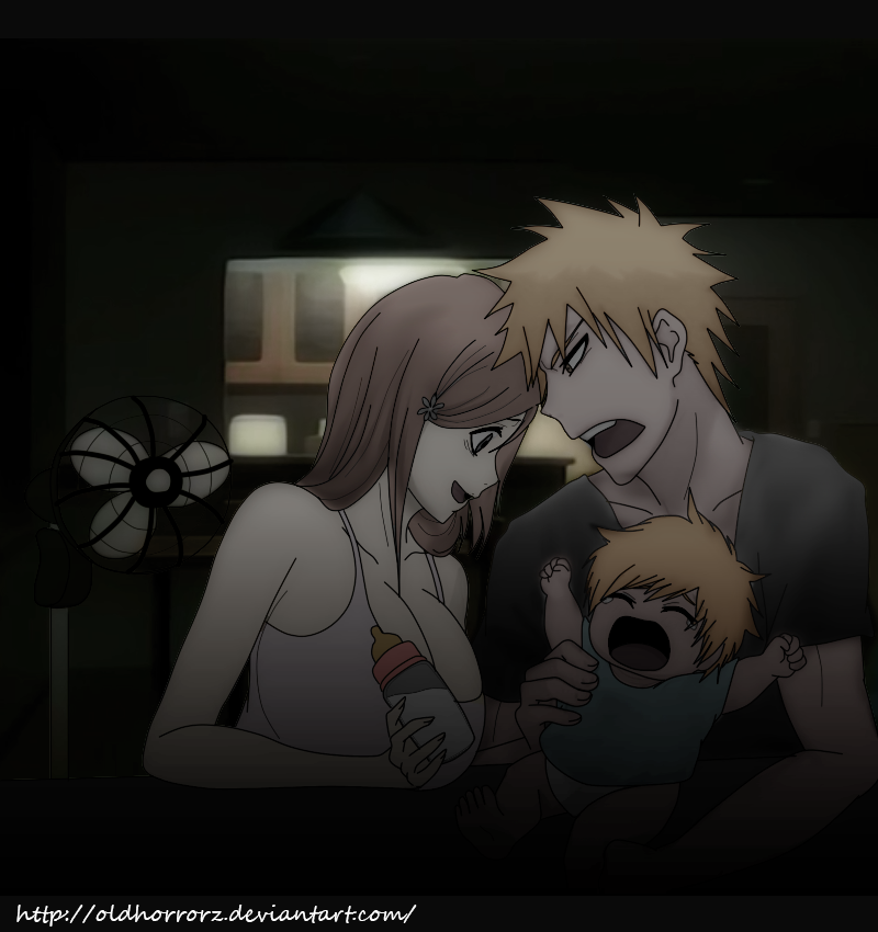 He is manipulating you!!! Go to sleep Orihime!!! by ...