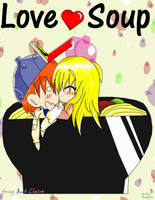 GrayXClaire-Love Soup by AngelCou