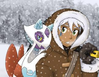 Pokemon Raising Star - Siku by AngelCou
