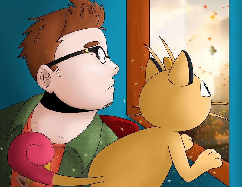 Pokemon Raising Star -  Johnnys by AngelCou