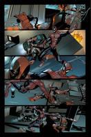 Deadpool SK 4 by RexLokus