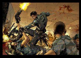 Deus Ex Human Revolution by RexLokus