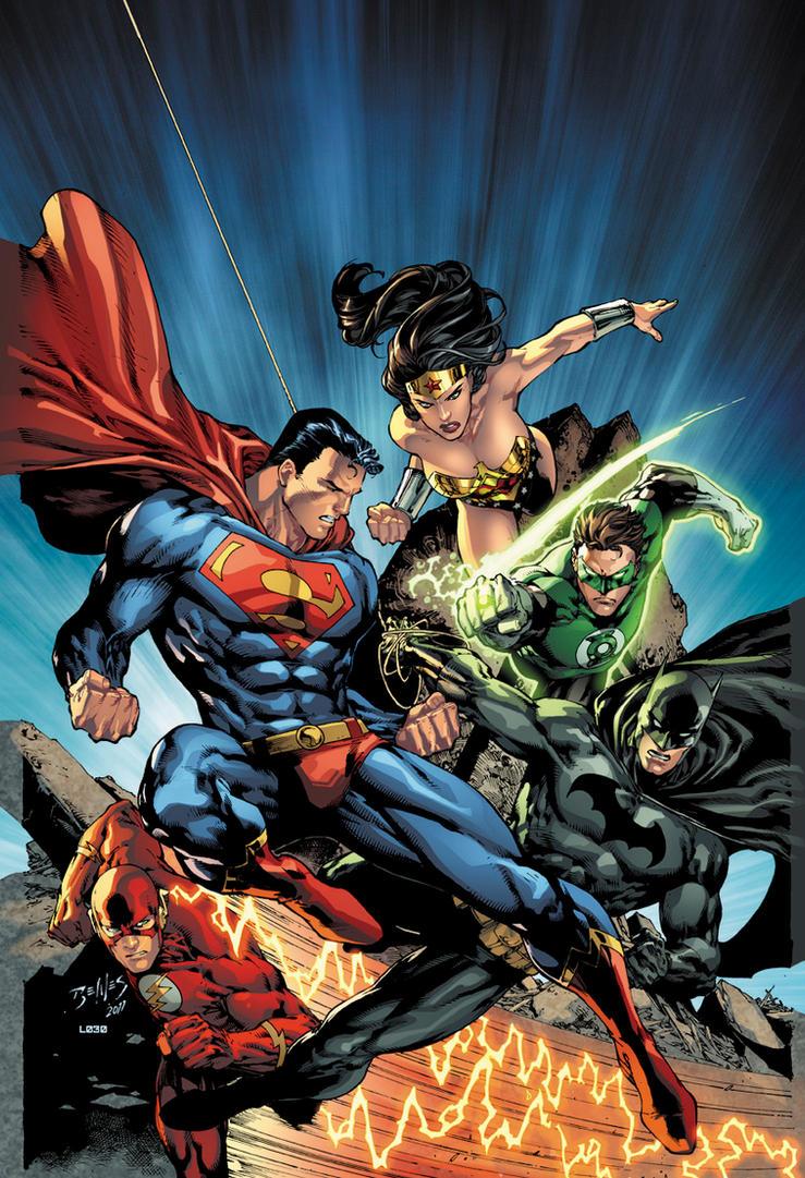 DC UNIVERSE ONLINE LEGENDS 10 by RexLokus