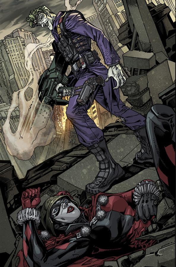 DC UNIVERSE ONLINE LEGENDS 7 by RexLokus