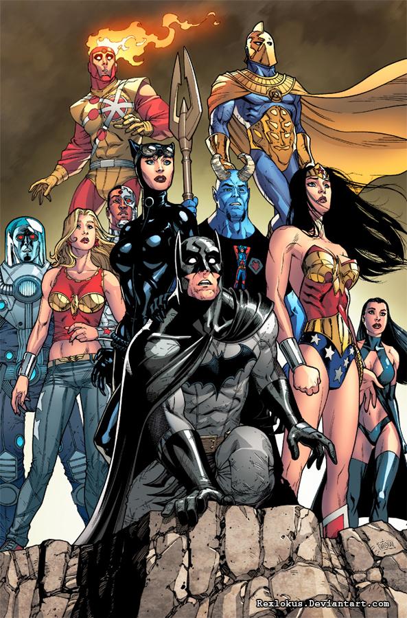 DC Universe Online Legends 19-1 by RexLokus