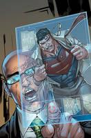 DC Universe Online Legends 12- Cover by RexLokus