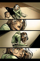 Ultimate Comics X-Men #6 -2 by RexLokus