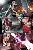 Ultimate Comics X-Men #6 -3 by RexLokus