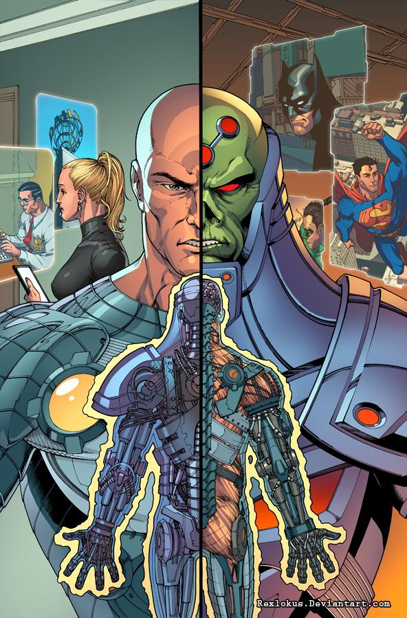 DC Universe Online Legends 13 by RexLokus