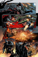 Legends of the Dark Knight #32 by RexLokus