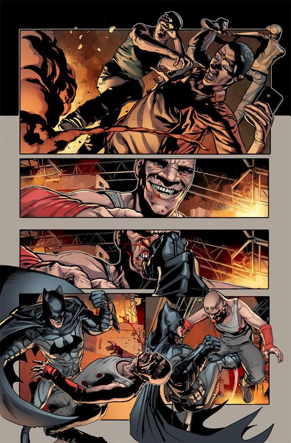 Legends of the Dark Knight -32