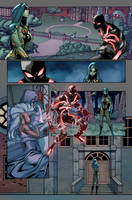 Scarlet Spider 17 p9 by RexLokus