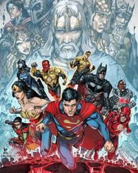 Injustice Y4 Cover 1