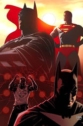 The last injustice cover  by RexLokus