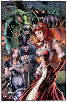 Return to Wonderland by RexLokus