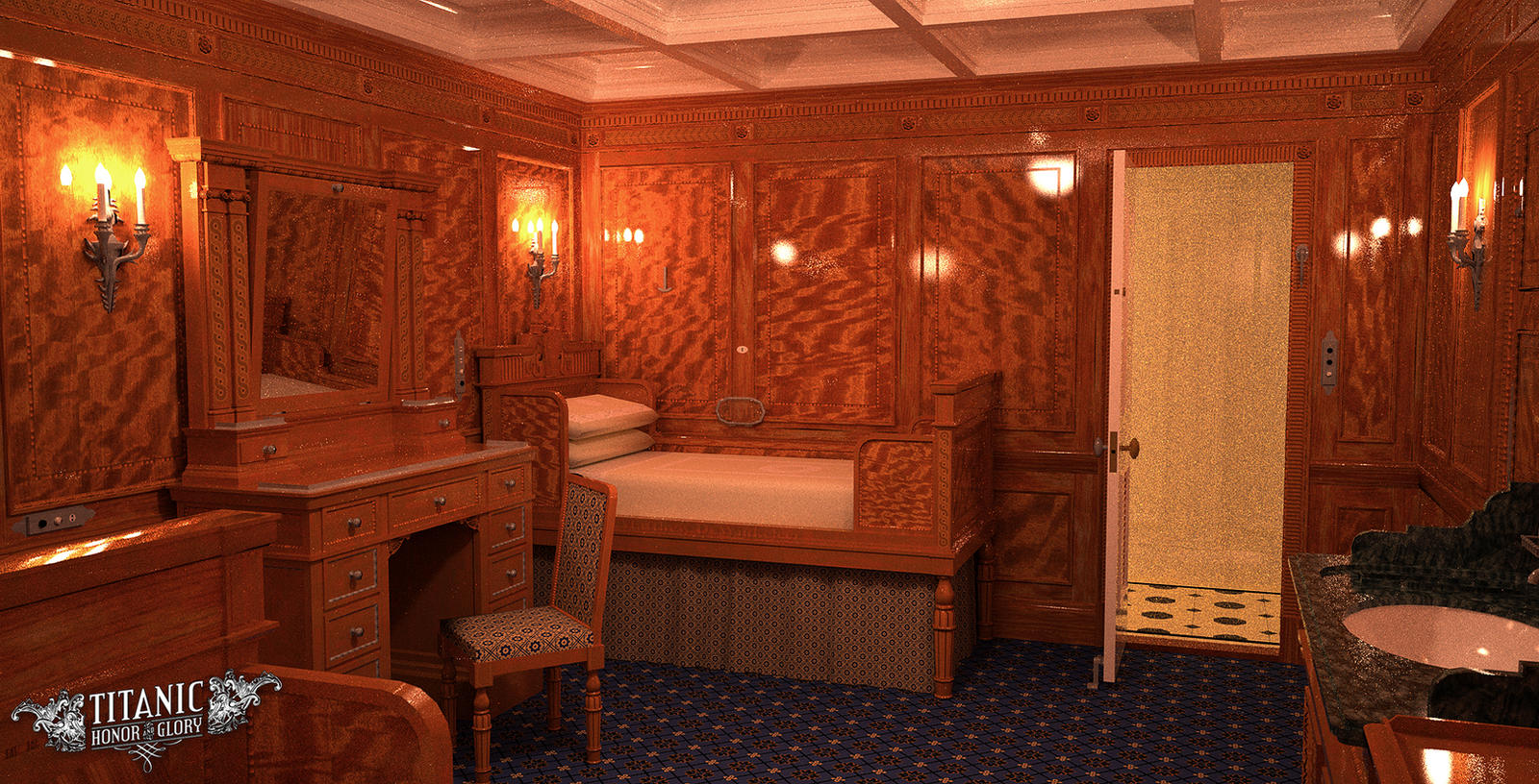 similiar rms titanic interior keywords titanic first class titanic 1st class bedrooms