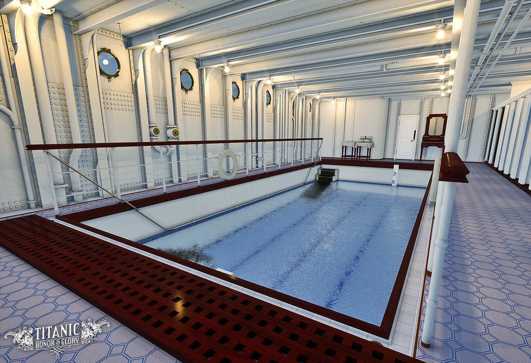 Titanic\'s First Class Swimming Bath by TitanicHonorAndGlory on ...