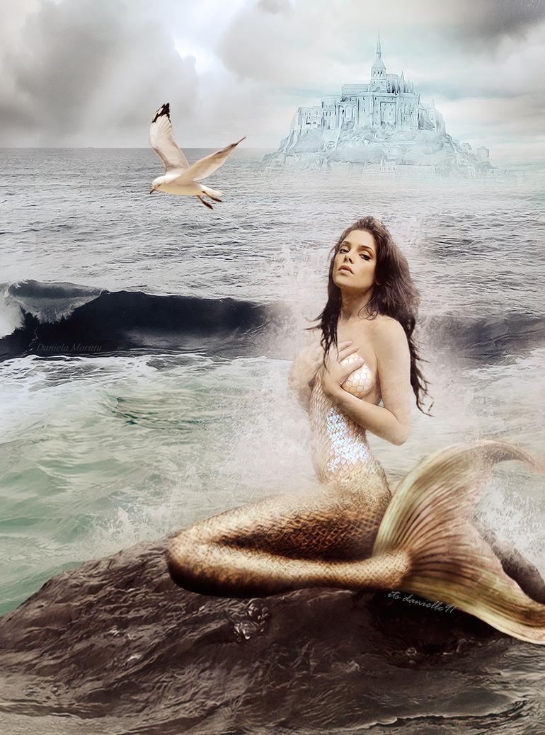Mermaid: Ashley Greene by itsdanielle91