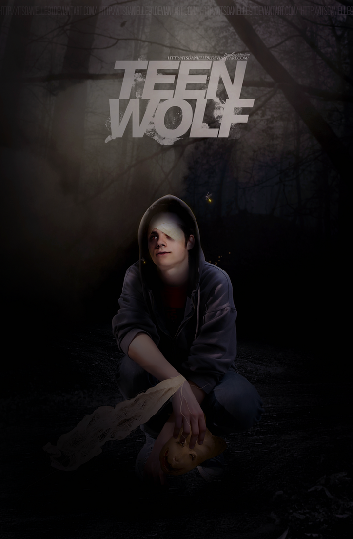 The nogitsune teen wolf stiles stilinski by - Nogitsune wallpaper ...