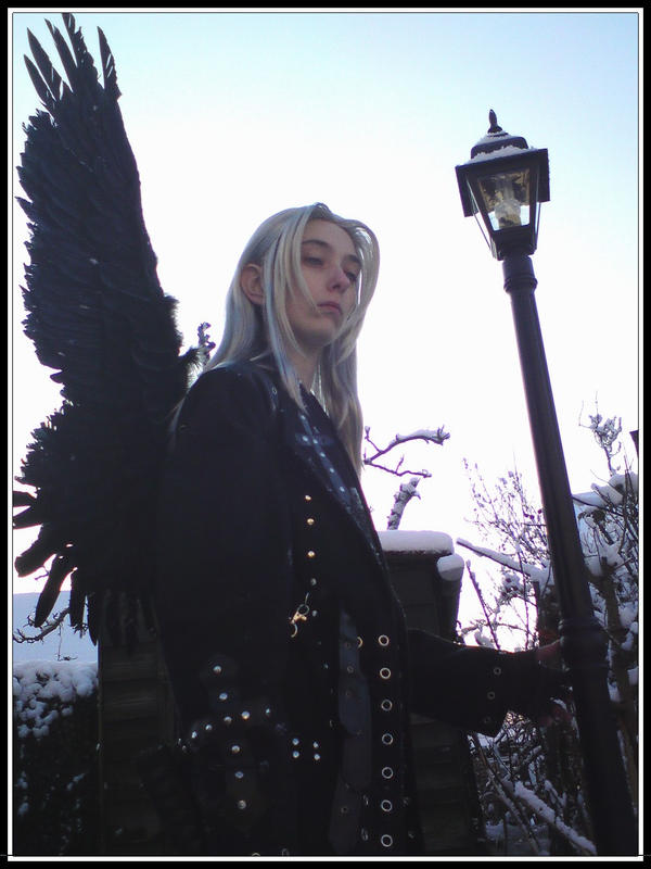 Sephiroth - One Winged Sorrow by ruepaw