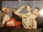 Arnold J Rimmer Cosplay - EMS Oct 2012 - Cast Shot