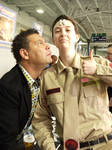 Arnold J Rimmer Cosplay - Meeting Lister